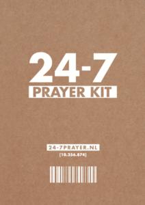 24-7 prayer kit