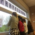 De eerste Prayer Space op School in Nederland